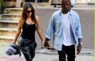 Is Kanye still sick, or just avoiding coming back home to Kim Kardashian?