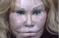 "New York ""Catwoman"" seen in mugshot after she slashed boyfriend with scissors and poured hot wax on his face"