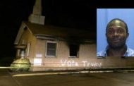 """Vote Trump"" Church Arson"