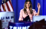 Melania Trump Pledges to Fight Bullying
