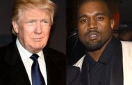 Kanye West and Donald Trump Bro-ing Down at Trump Tower