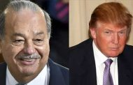 Carlos Slim Visits Trump to Work on Mexico/USA Future