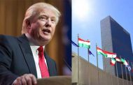 "Trump, ""The U.N. is Just A Club for Having a Good Time."""