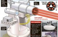 US Navy Will Introduce Laser Weapons By The End of The Year.