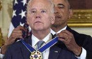 Obama Cannot Stop Giving Out Medals!  Joe Biden Awarded Medal of Freedom