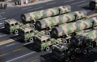 China Places 41 ICBMs on Russian Border