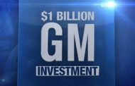 General Motors Announce Another $1 Billion Investment Back Into Its United States Infrastructure