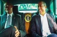 Celebrities Make a Farewell Video for Obama