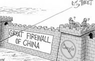 "China Builds The ""Great Firewall"" as It Attempts to Tighten App Control"