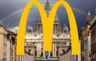 Church Outraged by New McDonald's in Vatican City