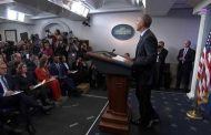 Pres. Obama's Final Press Conference Ends Like His Presidency:   Meekly.