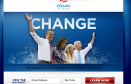 Obama Uses Last Message to Promote His New Website