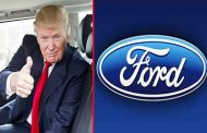 Ford Moves Mexico Plant to USA Due to Confidence in Trump