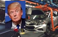 Trump Encourages GM to Build New Car in USA or Face a Huge Tax Penalty