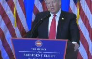 LIVE: President-Elect Donald Trump Holds Press Conference at Trump Tower 1/11/17 (RSBN)LIVE (youtube.com)