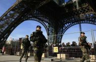 The French are Building a Wall Around the Eiffel Tower to Keep Out Terrorists