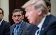 Trump Accuses Democrats Partisans for Torpedo-ing Security Advisor Michael Flynn