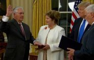 Rex Tillerson Sworn In, Then Immediately Guts the Bloated State Department