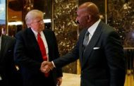 Steve Harvey Bemoans False Friends For Criticizing His Meeting With President Trump