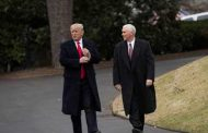 V.P. Pence Publicly Supports Trump's Defense of Putin