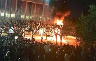 The Liberals Defend and Justify Their Violence and Burning on the Berkeley Campus